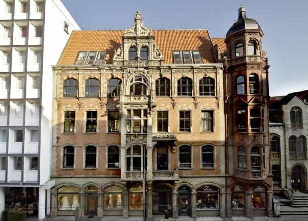 Akademiehaus Prinzenstr. 2 mittel