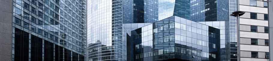 Bürogebäude von Sportarbeitgebern