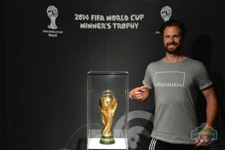 Henoch Förster WM Pokal neu