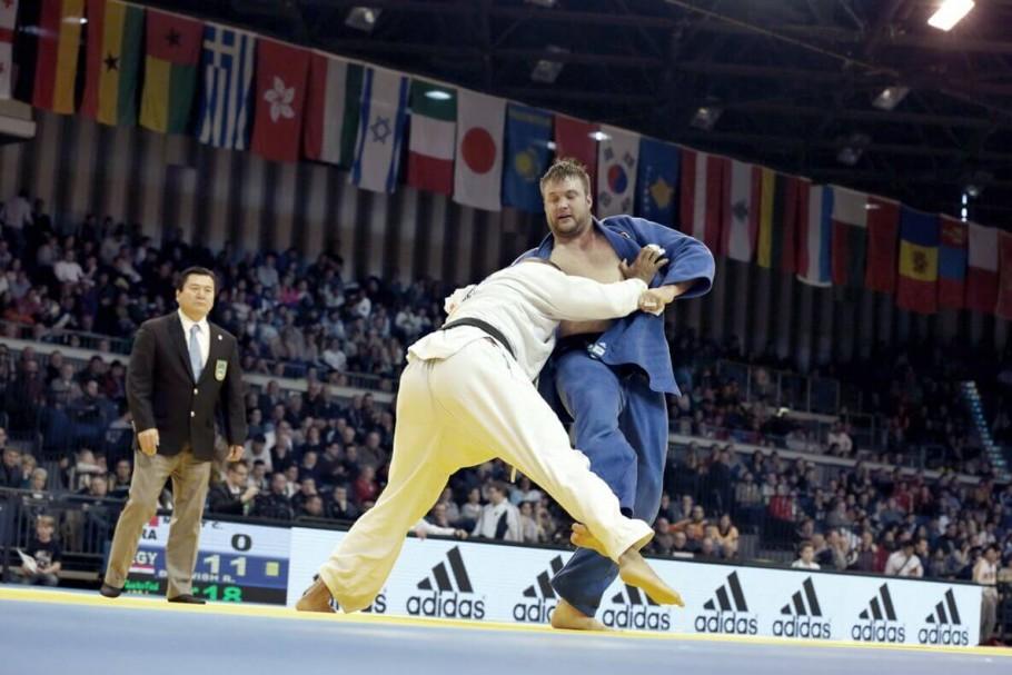 TalentEntdecker vermarktet Judoka Andre Breitbarth