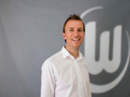 10 Fragen an Thomas Franke von der VfL Wolfsburg-Fußball GmbH