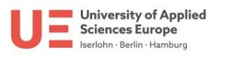 UE (University of Applied Sciences Europe)