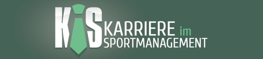 Logo Karriere im Sportmanagement
